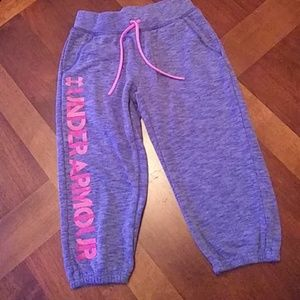 Under Armour Capri Sweats